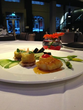 Zenxi: Mixed seafood platter