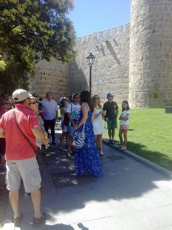 Catedral de Ávila: visitando Avila