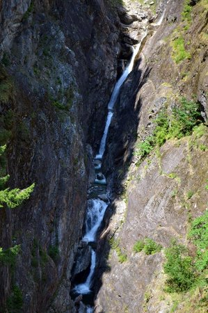 Upper Gorge Creek Falls
