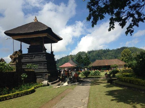 Ulun Danu Bratan Temple : Pretty grounds