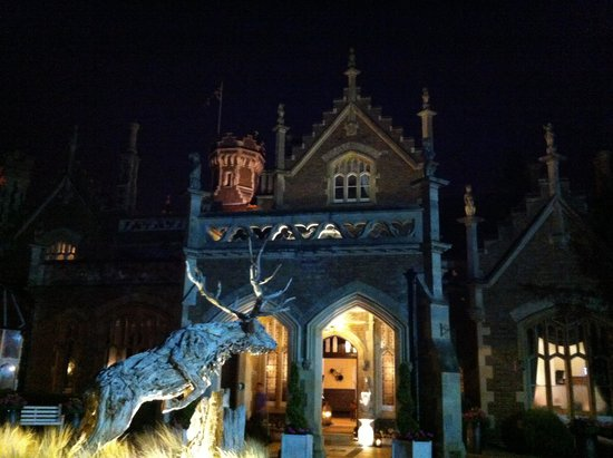 The Oakley Court: Enchanting