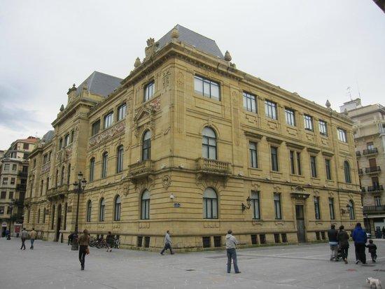 Edificio de Correos : Exterior
