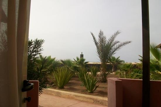 Crioula Club Hotel & Resort: vista dal ns bungalow