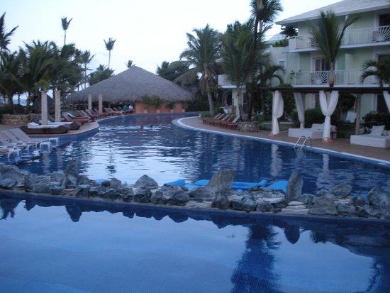 Excellence Punta Cana: Main pool area