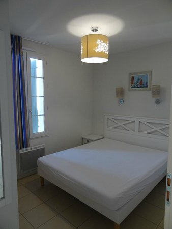 Residence Odalys Terre Marine: grande chambre