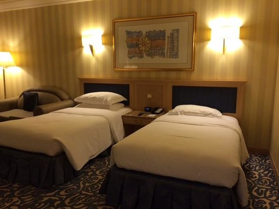 Makkah Millennium Hotel: Bedroom