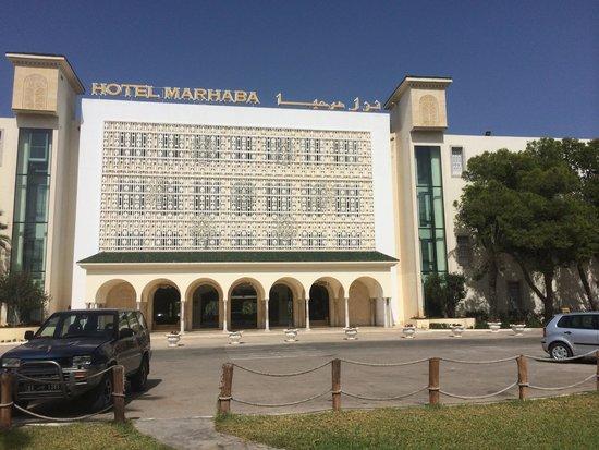 Hotel Marhaba : Marhaba hotel