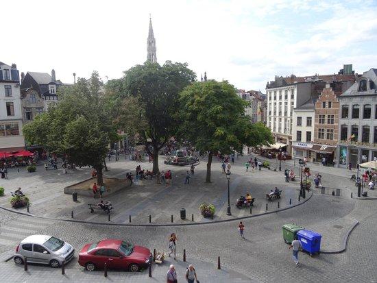 NH Brussels Carrefour De L'Europe: ViewXX
