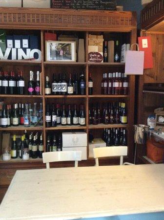 L'enoteca bar a vino: Altri vini....di grande qualità