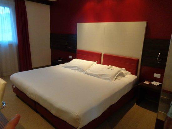 B&B Hotel Trento: un arredamento giusto e piacevole
