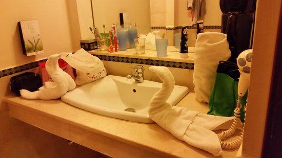 Club Dar Atlas: salle de bain