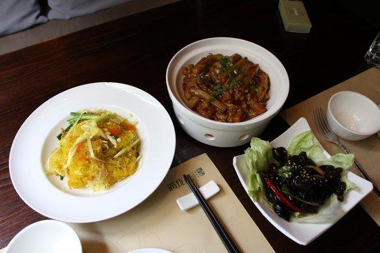 满珑桂创意菜