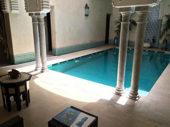 Riad Kniza : pool