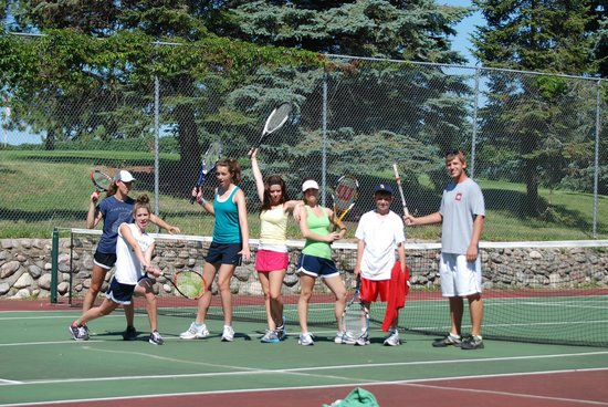 Fair Hills Resort : During our sports weeks we offer free lessons