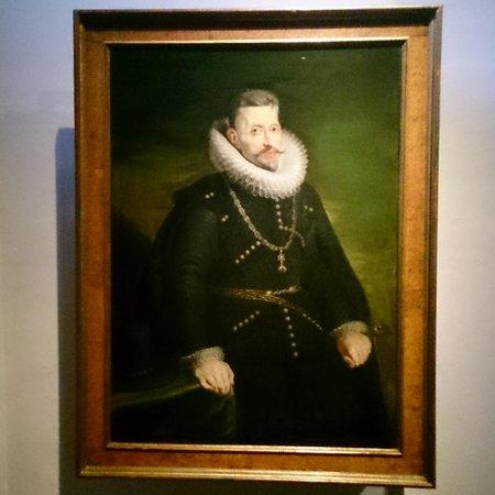 Rubens House (Rubenshuis): Рубенс. Портрет Антонио Ван Дейка