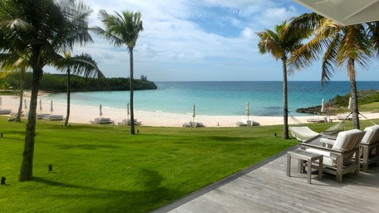 The Cove Eleuthera : The View From Our Room!
