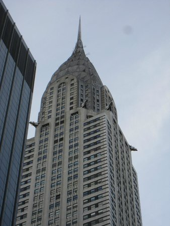 Chrysler Building: Exterior