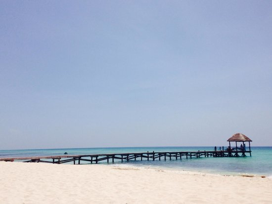 Azul Beach Resort The Fives Playa Del Carmen: Pier