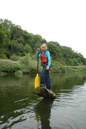 Cardigan Bay Active: Teify canoe trip