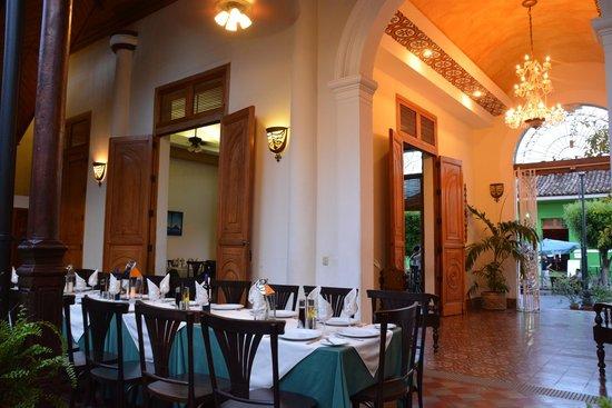 Hotel Dario: Restaurante El Tranvia