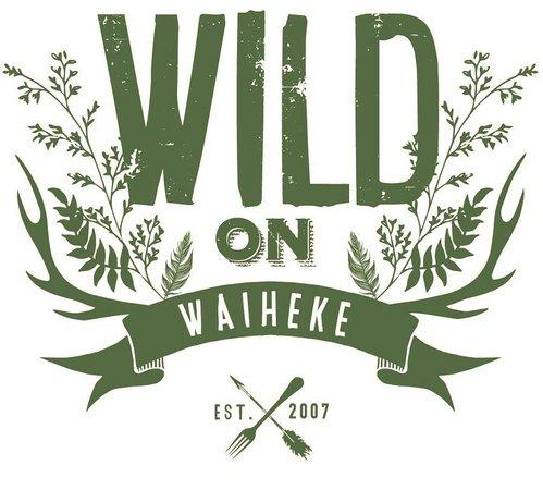 Waiheke Island, Nya Zeeland: Wild On Waiheke Logo