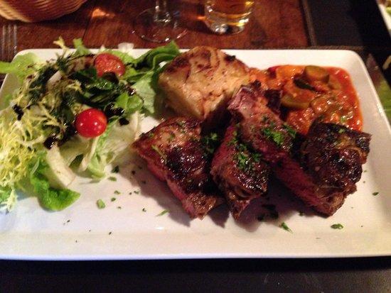 L'Homme de Bois : Steak