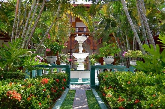 Hotel Dario : Jardin Principal