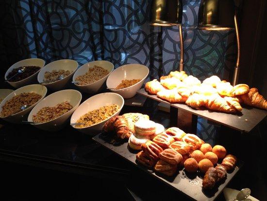 Le Meridien Munich : Breakfast buffet