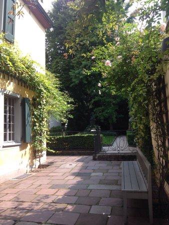 Beethoven House : Garden