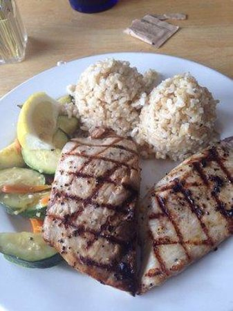 Big Island Grill: Catch of the day
