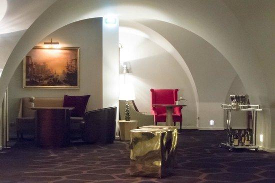 Maison Pic : Lounge