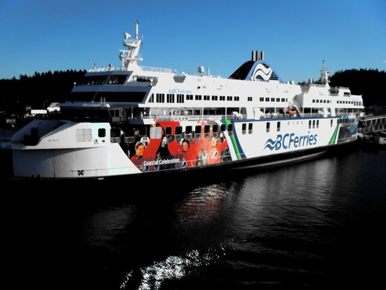 BC Ferries : German Built Ferry