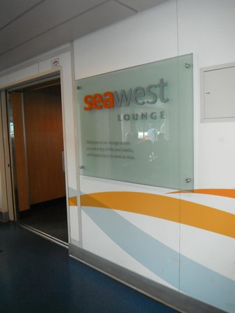 BC Ferries : Seawest Lounge