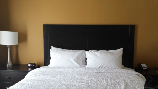 TownePlace Suites Corpus Christi: Bed / Night stands