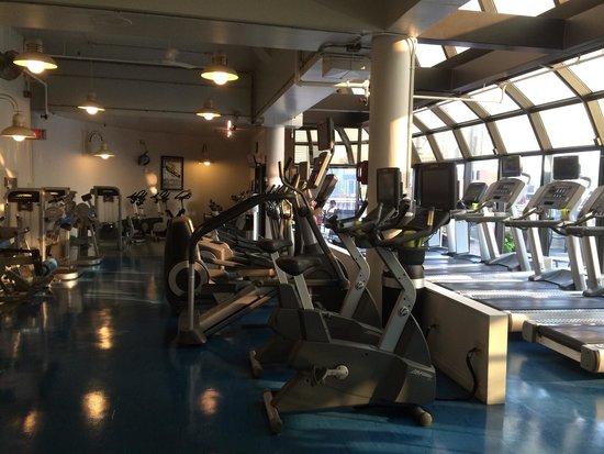 Chelsea Hotel, Toronto: Cardio room