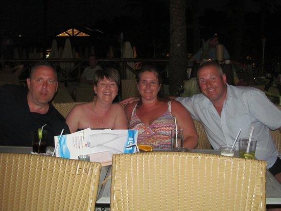Aparthotel Playa Mar & Spa: Lovely friends