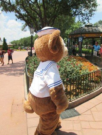 Epcot: Duffy!