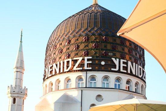 Yenidze - Restaurant: Yenidze bei Tag...