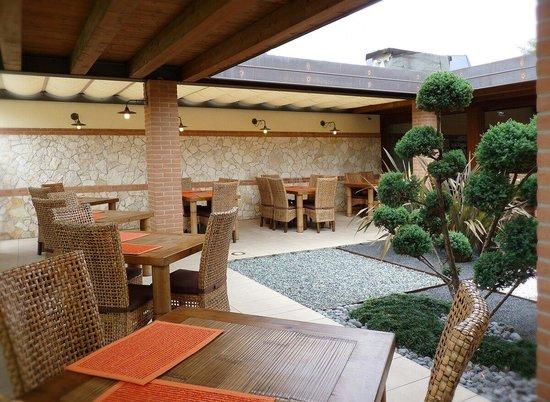 Giardino Di Zen Ristorante Roma : Giardino estivo un tocco di zen alla vecchia posta