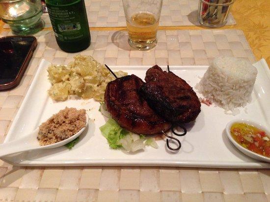 Taste of Brazil - Cozinha Brasileira: Great picanha! Yumi!