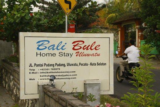 Bali Bule Homestay : Logo