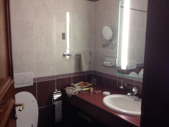 Hotel Kazbek: Doppelzimmer