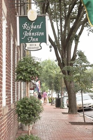 Photo of Richard Johnston Inn Fredericksburg