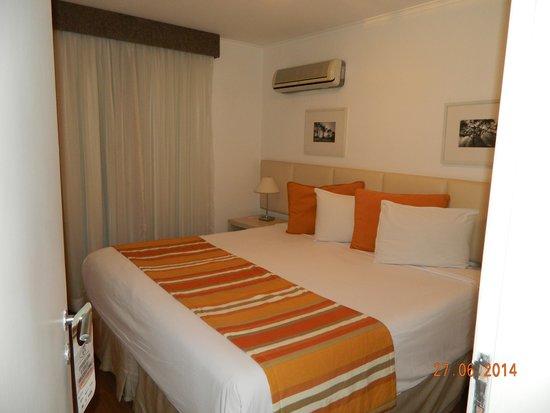 Hotel Mercure SP Moema: Quarto