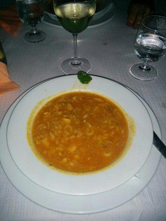Taberna do Gabao: Sopa de peixe