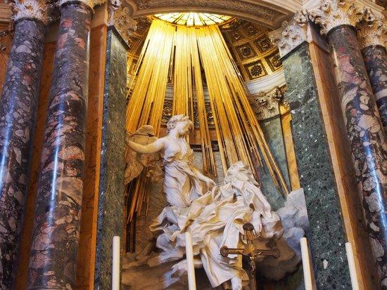 Santa Maria della Vittoria : 1