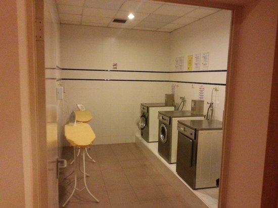 Golden Taurus Park Resort: laundry room