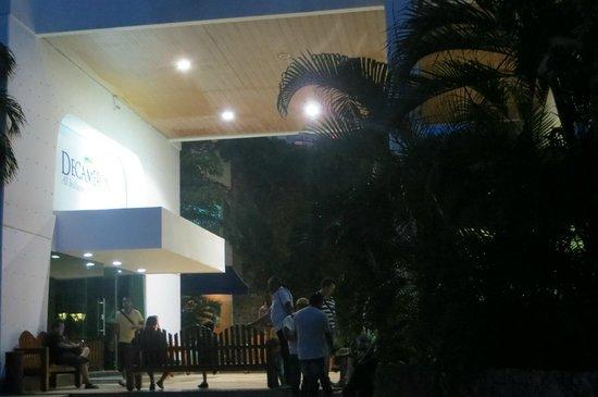 Decameron Cartagena: Entrada principal