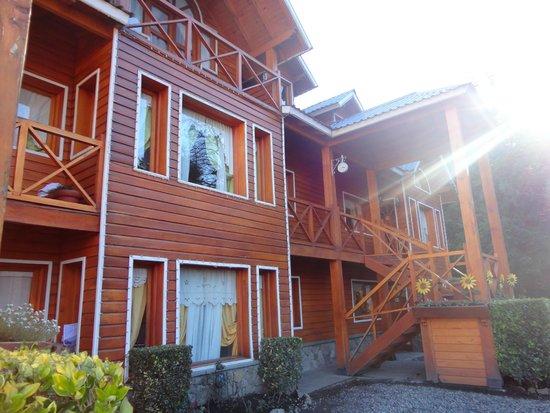 Rotui Apart Hotel: Cabaña en madera