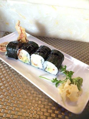 Bushido Asian Restaurant & Bar: Spider Roll